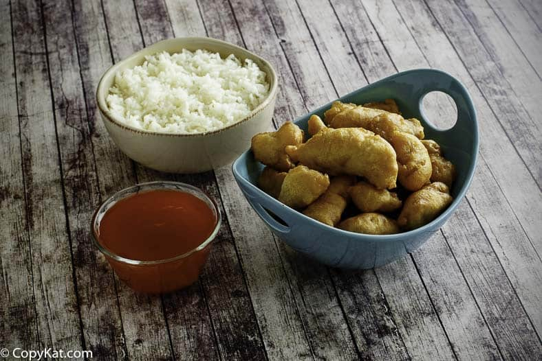 Make your own Sweet and Sour Chicken at home with this copycat recipe.