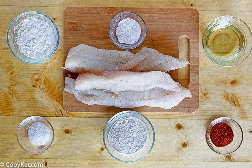 You can recreate Captain Ds Batter Dipped Fish at home with this copycat recipe.