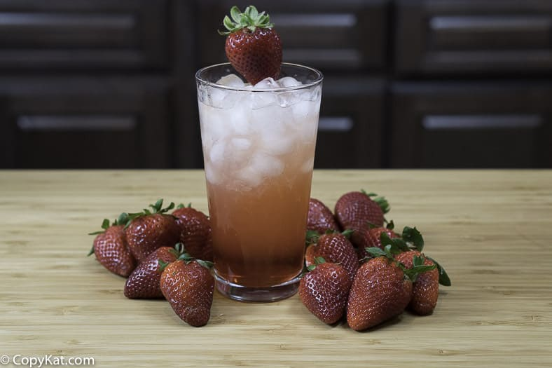 Make your own Sonic Strawberry Lemonade at home with this copycat recipe.