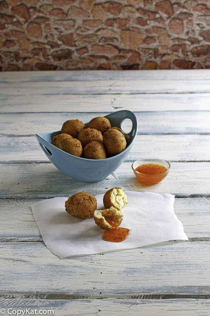 Captain ds hush puppies for Captain d s batter dipped fish