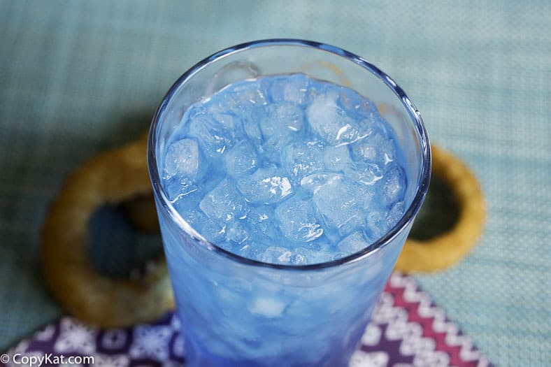 You can recreate Sonic Ocean Water at home with this easy recipe.