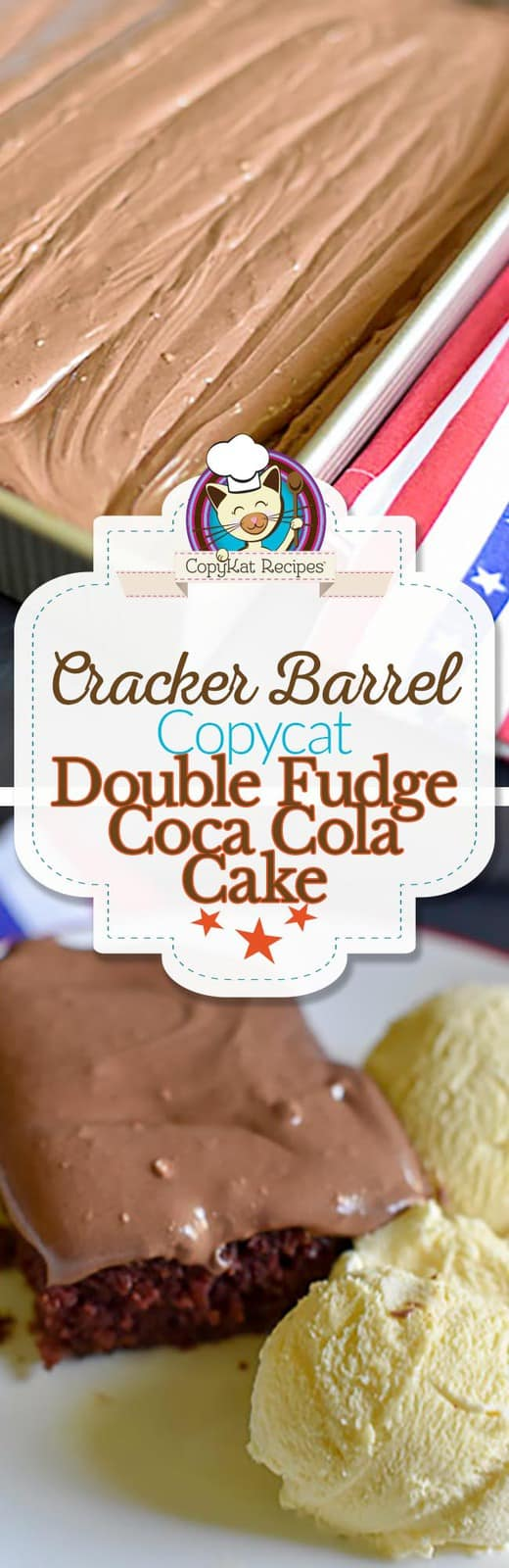 How To Make Coca Cola Cake Like Cracker Barrel