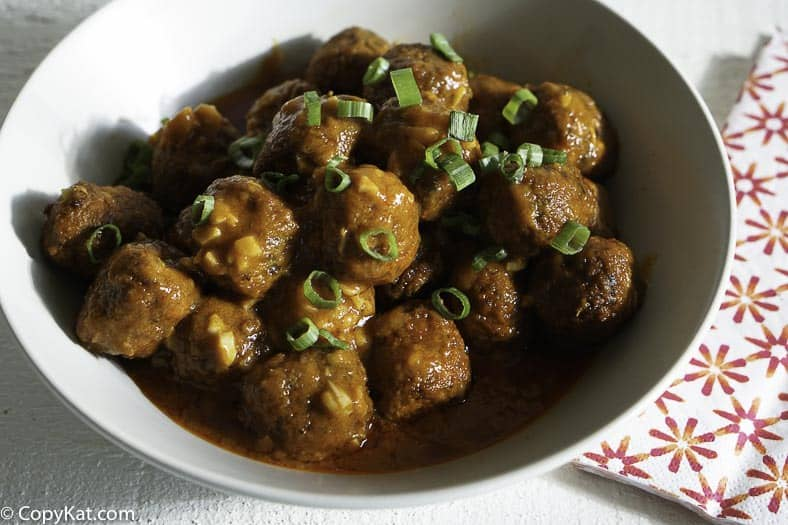You can make buffalo style meatballs, they are so easy to make, and you can prepare them in a jiffy.