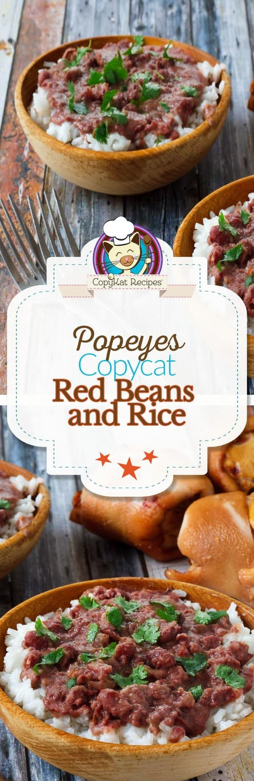 Try your hand at making Popeyes Red Beans and Rice with this easy copycat recipe.