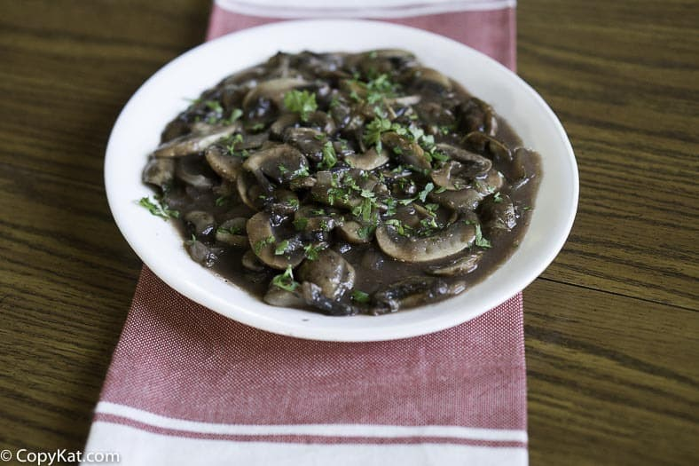 You can recreate Steak and Ale mushrooms at home, enjoy these flavors all over again.