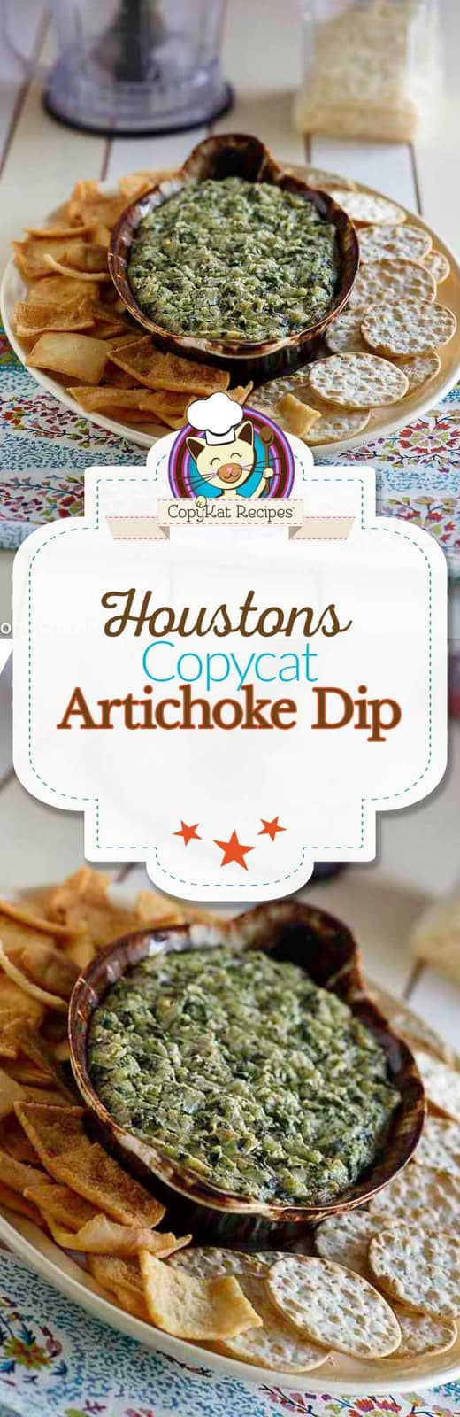 You can make Houstons Artichoke Dip can be easy to make with this copycat recipe.