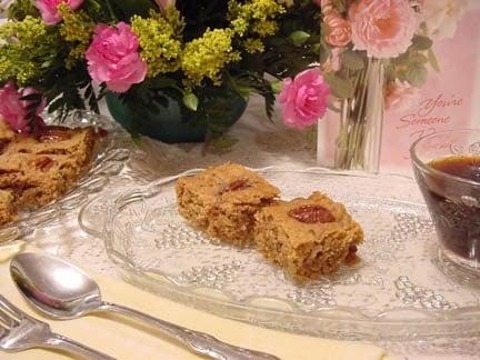 Mrs. Fields Pecan Pie Brownies