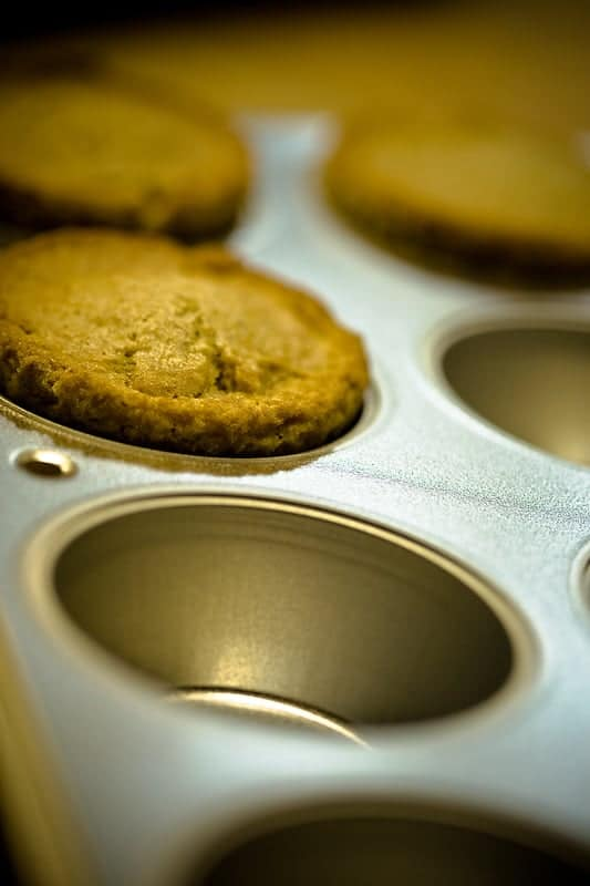 Otis Spunkmeyer Banana Nut Muffins that you can make.