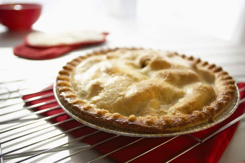 Arne's Fabulous Fruit of the Forest Pie