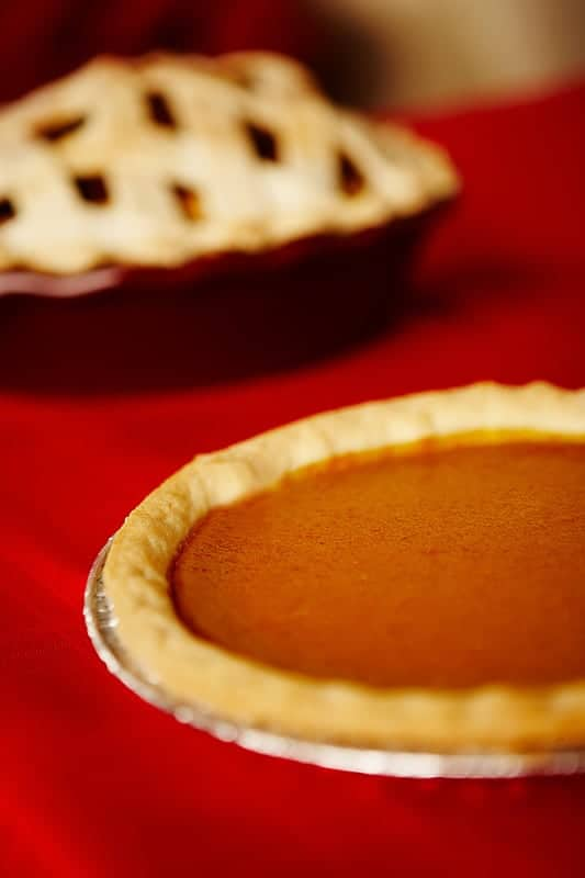 sugar free pumpkin pie