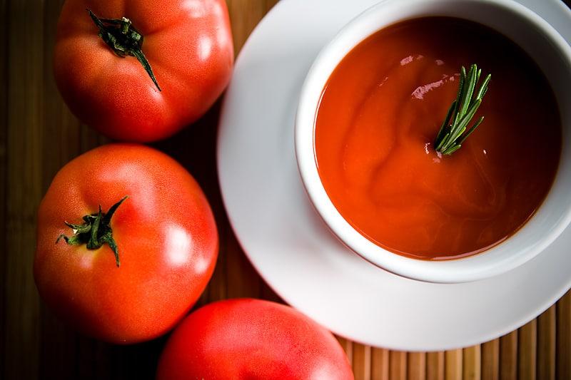 4B's tomato Soup