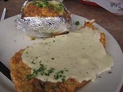 Threadgill's Chicken Fried Steak
