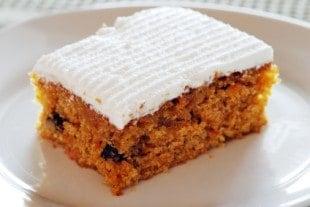 Cracker Barrel Carrot Cake