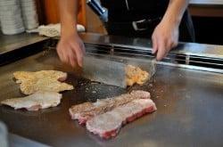 hibatchi steak