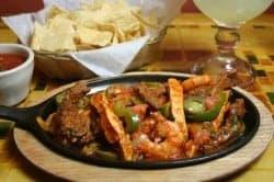 pappasitos mixed grill fajitas