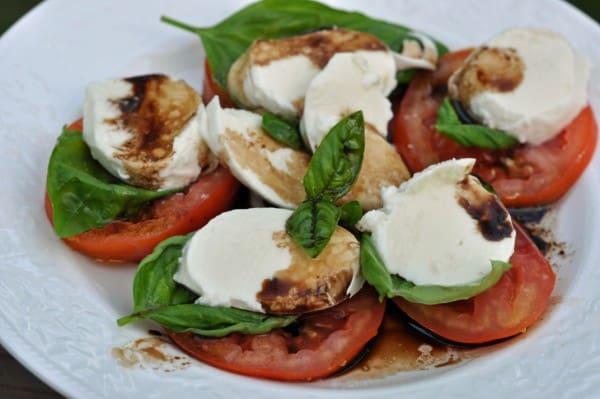salad caprese recipe