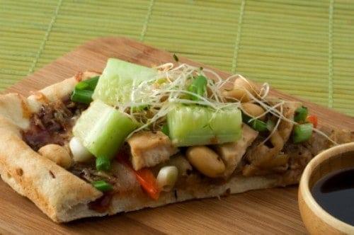 Slice of Thai Pizza