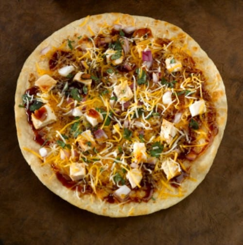California Pizza Kitchen Bbq Chicken Pizza Ingredients