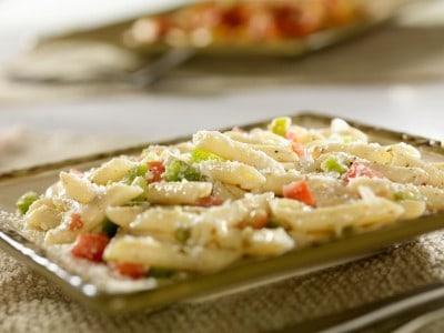 Ponderosa Steakhouse Seafood Penne Pasta Salad
