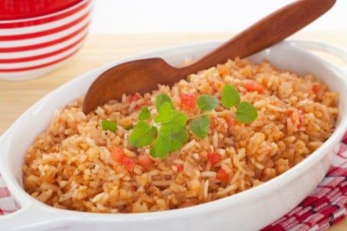 guadalajara spanish rice