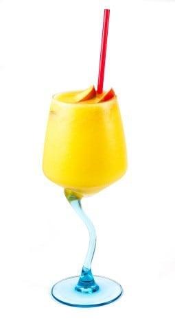 peach alcohol drink