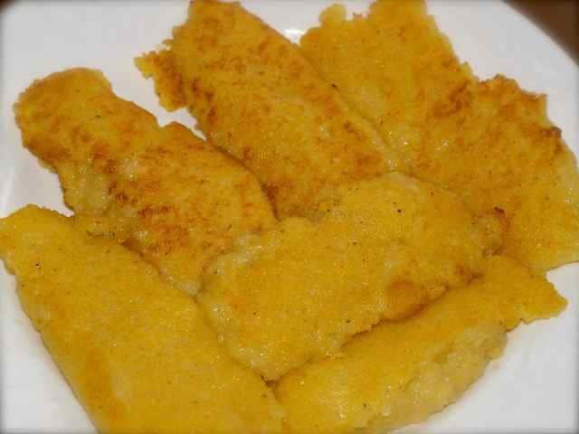 corn meal mush