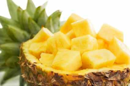 pineapple chunks is for recipes