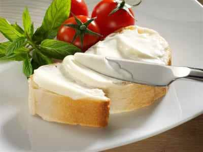 homemade cream cheese