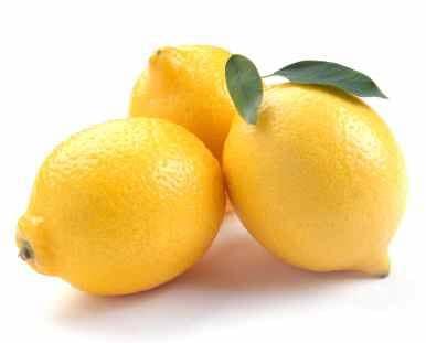 lemons go in recipes
