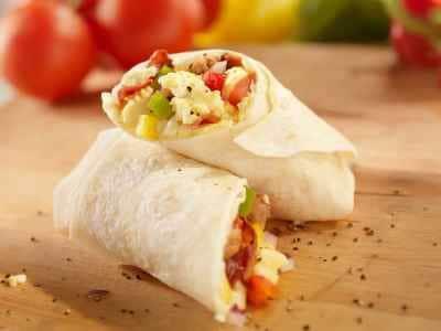mcdonalds breakfast burrito