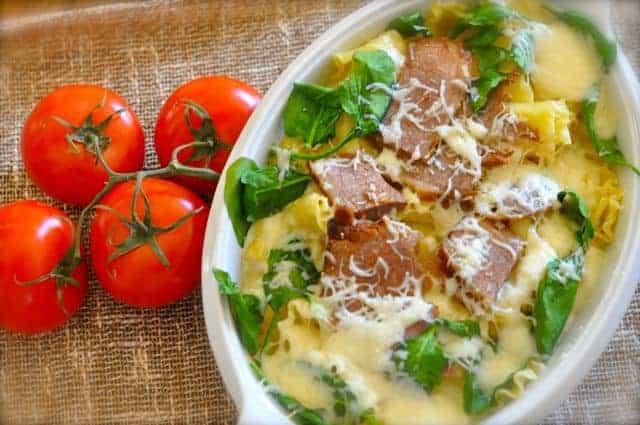 Olive garden baked pasta romana with beef restaurant for Pasta romana