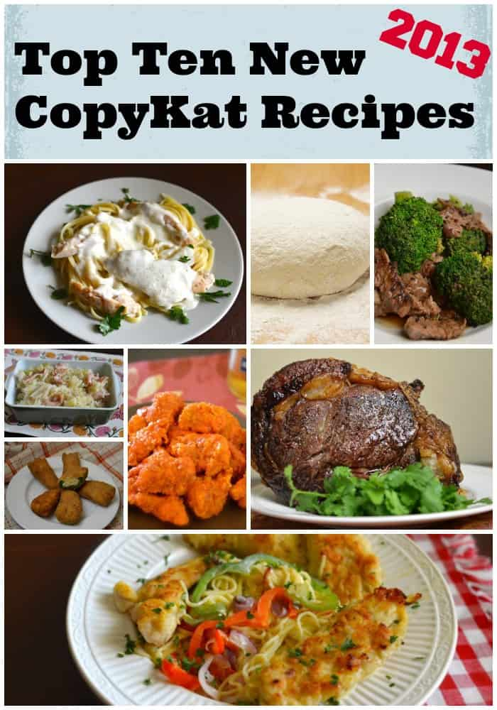 top ten copykat recipes