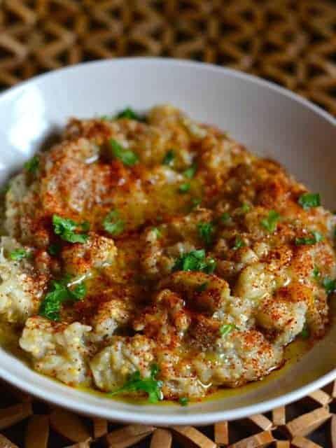 Homemade Baba Ganoush Recipe