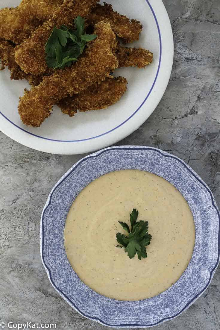 learn the secret behind raising cane s dipping sauce