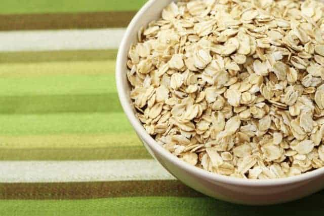 making oatmeal from scratch