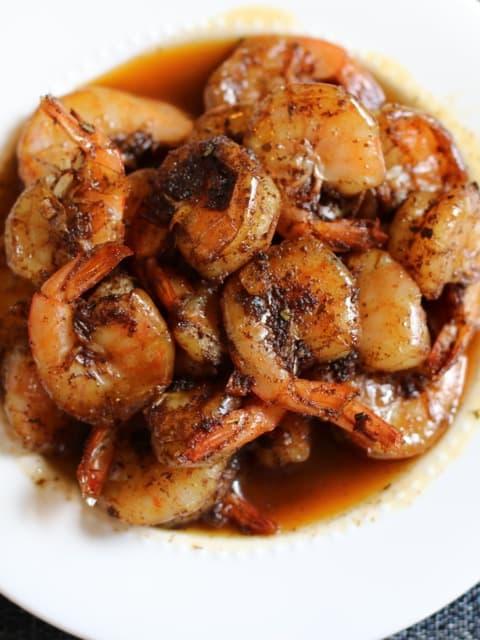 Bubba Gump Shrimp from CopyKat.com