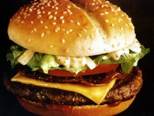 McDonald's Arch Deluxe