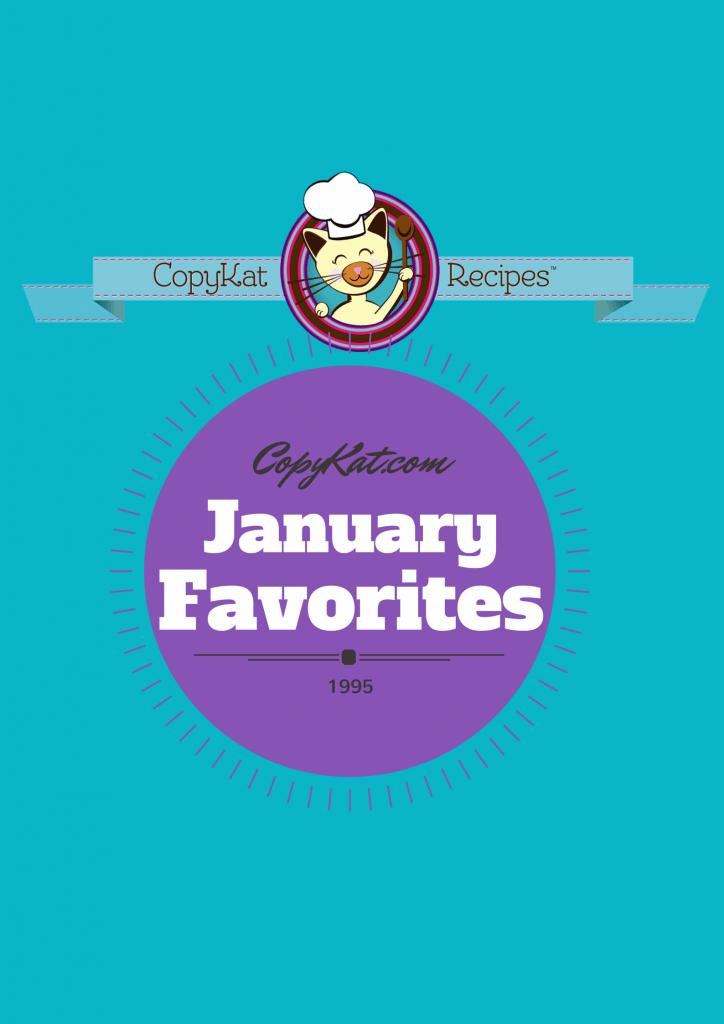 January Favorites 2015 from CopyKat.com