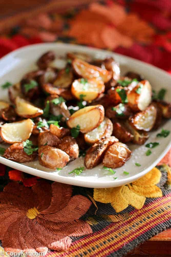 Roasted Red Potatoes from CopyKat.com