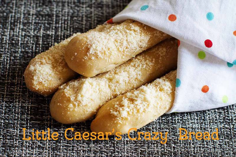 How to Make Crazy Bread just like Little Caesar's