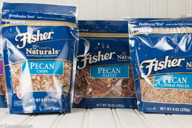 Fisher Nuts #Nuts4Texas are Texas proud.  Try <a href=
