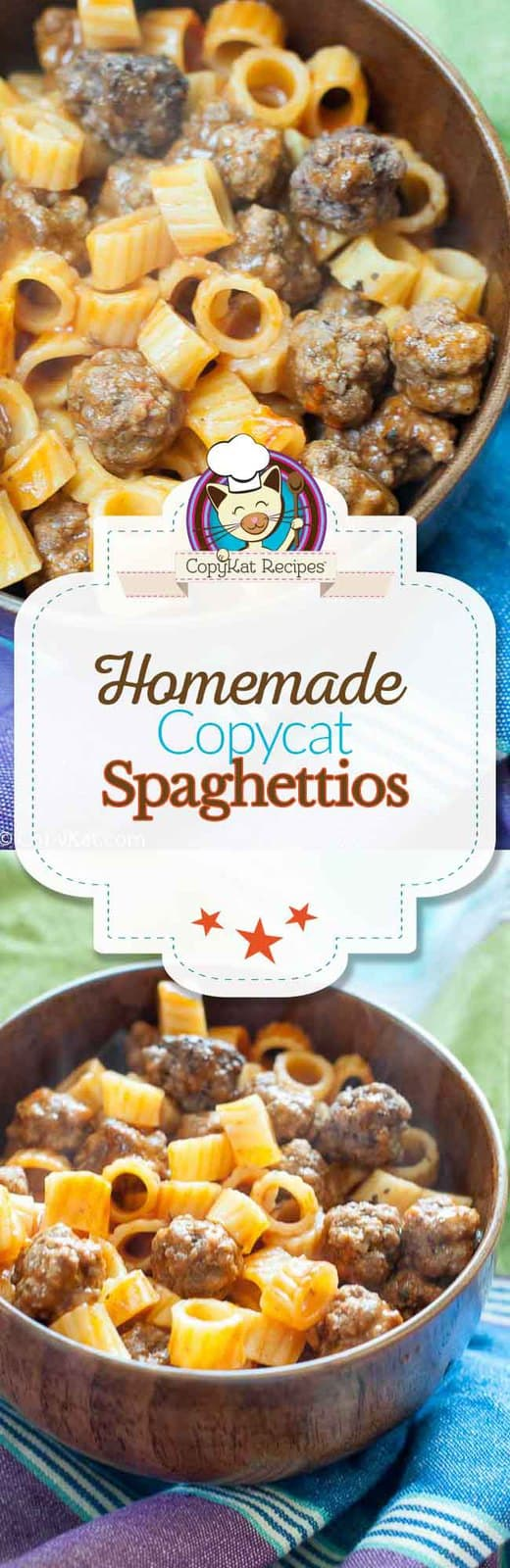 You can make tasty homemade Spaghettios with this easy recipe.