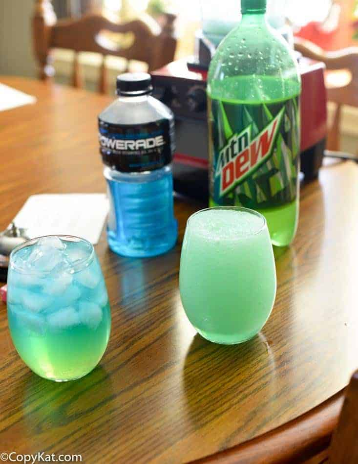 Recreate your own Taco Bell Baja Blast from scratch with this easy copycat recipe.