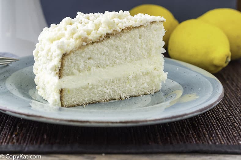 You are going to love making your own Olive Garden Italian Lemon Cream cake at home!