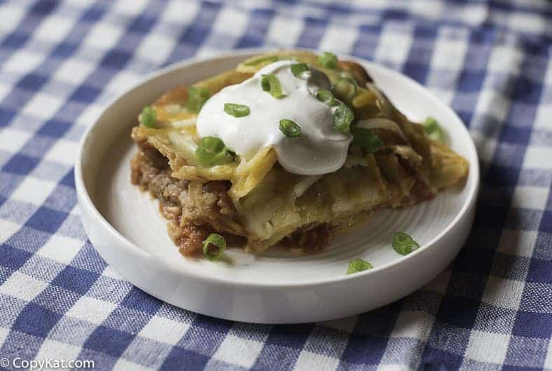 You are going to love this Taco Casserole, you can make this one ahead of time.