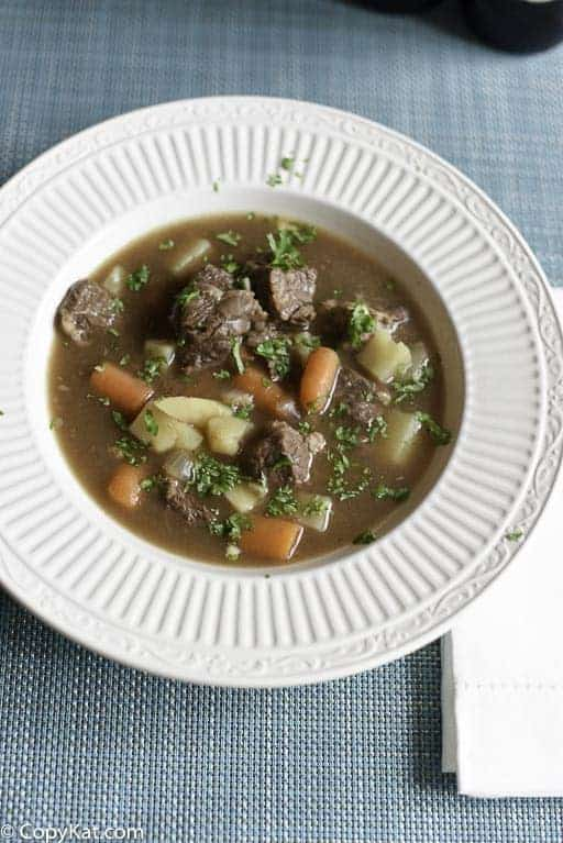 Make delicious Irish stew in your Instant Pot with this recipe.