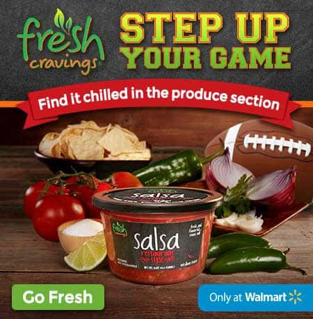 Learn More about Fresh Cravings Restaurant Style Salsa!
