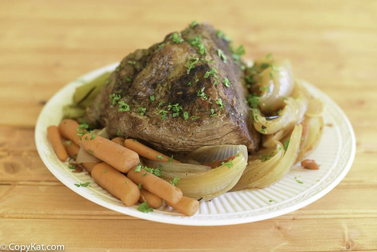 You can make delicious braised beef pot roast even if you have never tried making this before.
