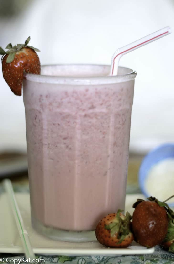 Make your own Strawberry Julius at home with this copycat recipe.