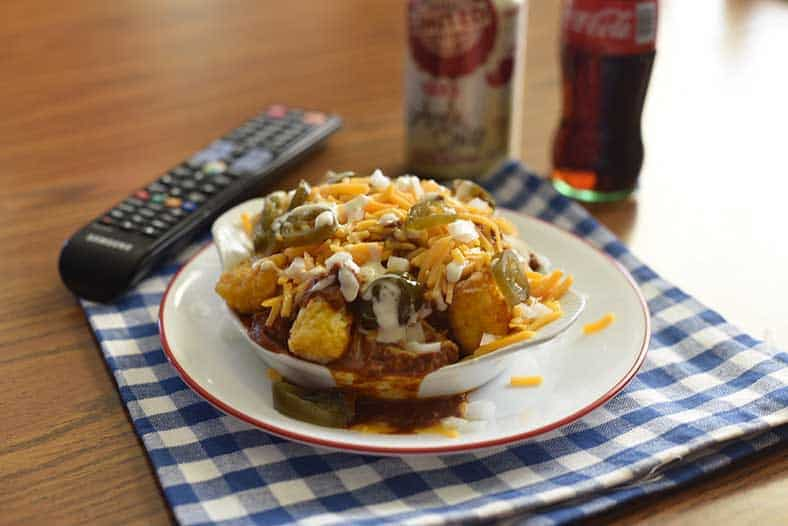 You can recreate Sonic Extreme Tots at home with this easy copycat recipe.